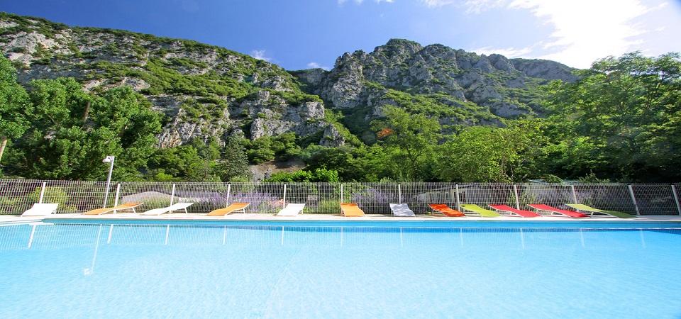 Camping 3 toiles aude avec piscine chauff e pont d 39 alies for Camping montagne avec piscine