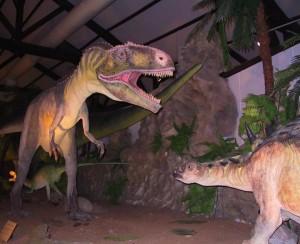 parc dinosaure Esperanza