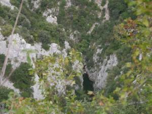 gorges Galamus
