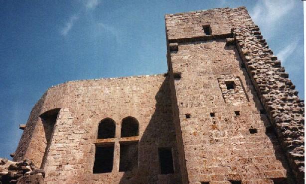 Château de queribus aude cathare