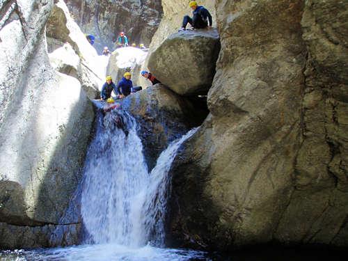 canyon llech aude