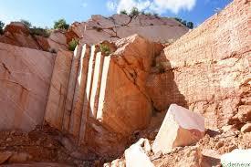 marbre rouge languedoc, visites Aude
