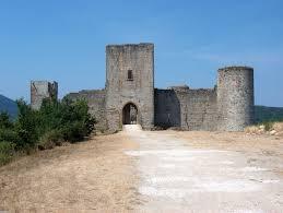 Puivert château des fêtes médiévales