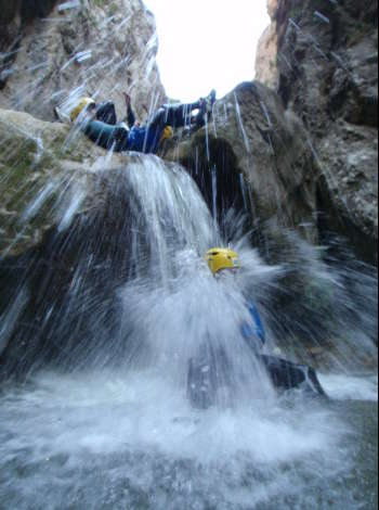 rafting canyoning groupe pyrénées
