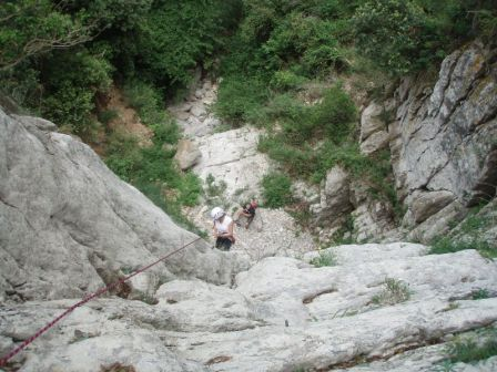 canyon aude rafting groupes séminaires