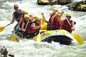 rafting aude quillan