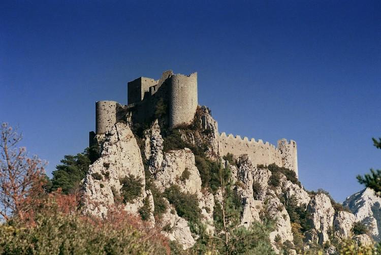 Château Cathare Occitanie