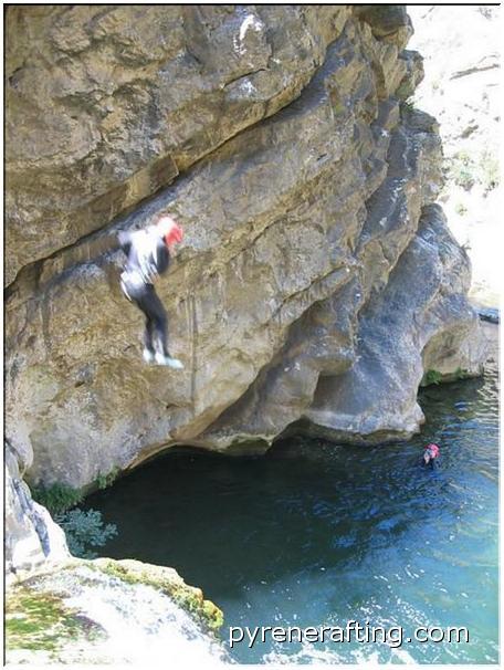 canyoning aude