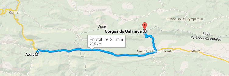 camping gorges aude