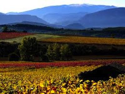 Aude, paysage bigarré