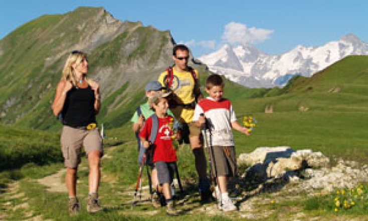 Balade familiale dans l'Aude