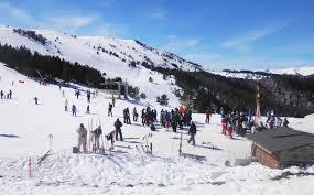 ski pyrénées, camping pyrénées
