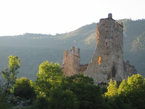 Le Moulin du Pont d'Alies camping en pays cathare