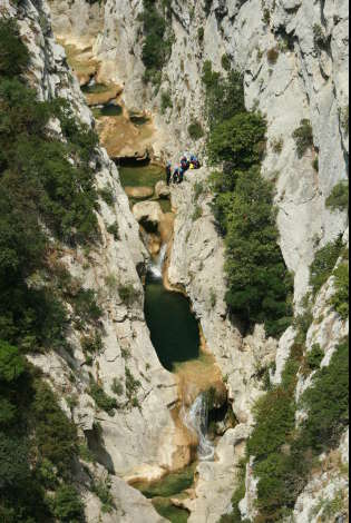 Camping pour découvrir les gorges de l'Aude