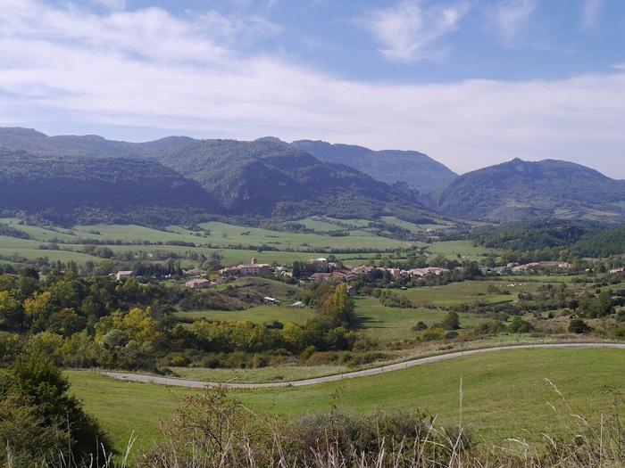 paysage de l'Aude proche camping 3 étoiles