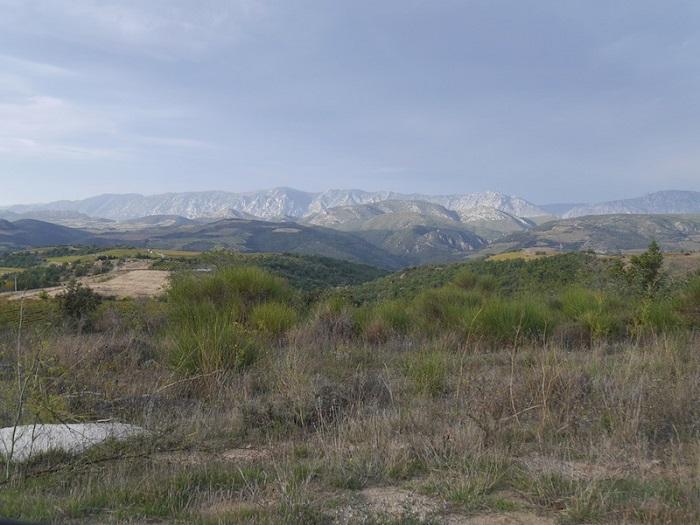 paysage montagne camping 3 étoiles