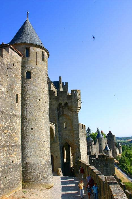 Remparts de l'Aude