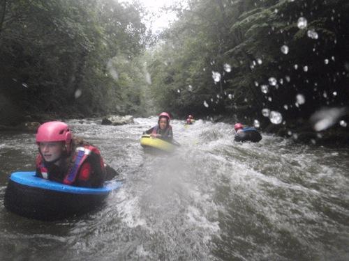 sports d'eaux proche du camping