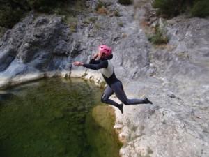 camping proche des bases pour les sports d'eaux vives