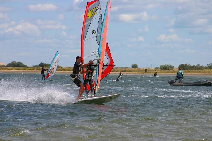 sport d'eaux dans l'Aude