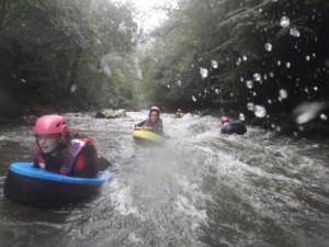 Rafting activités sensations fortes en Occitanie