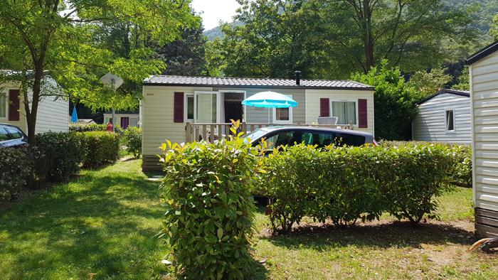 location du camping familial au Pont d'Alies