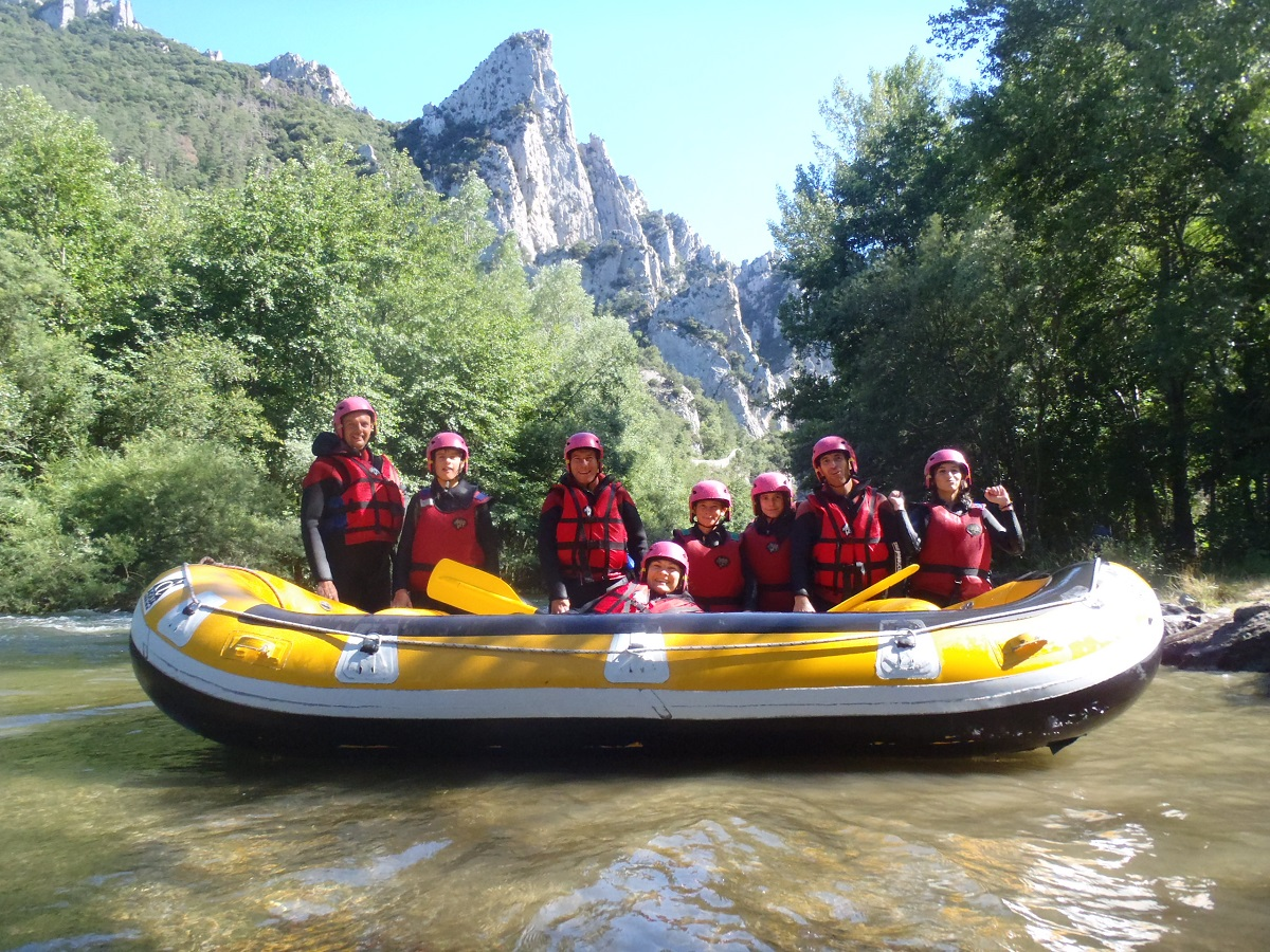 accueil groupe au camping