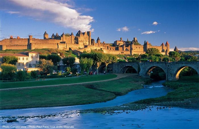 vacances proche de Carcassonne sur l'un des plus beau camping